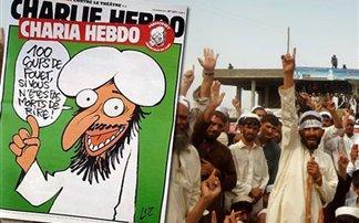 Τρόμο στη Δύση προκαλούν τα σκίτσα του Μωάμεθ