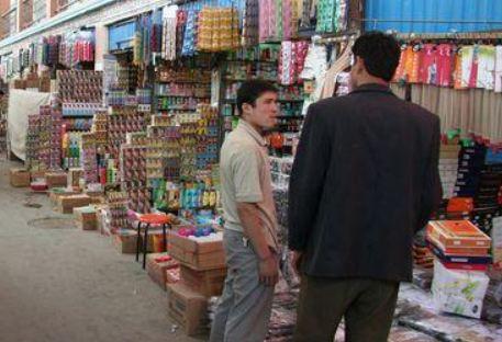 Τρίκαλα: Το ΣΔΟΕ στο Τρικαλινό παζάρι