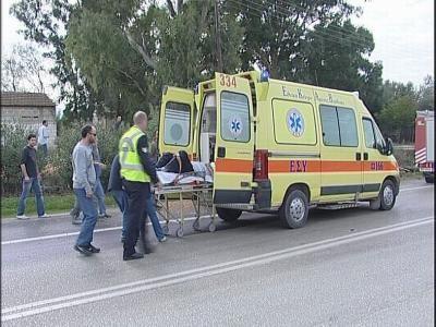 Καρδίτσα: 15χρονος σοβαρά τραυματίας σε τροχαίο