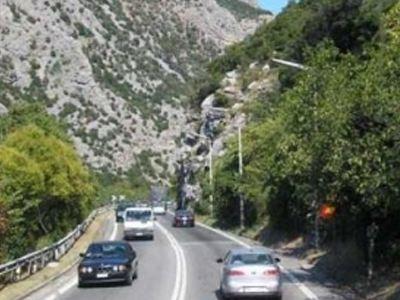 Τροχαίο ατύχημα με λεωφορείο του ΚΤΕΛ στα Τέμπη
