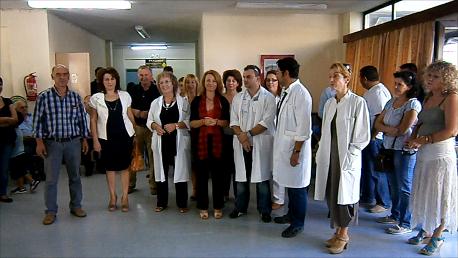 Επιτροπή για τα προβλήματα  του Κέντρου Υγείας Βελεστίνου