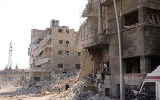 Δεκάδες νεκροί και τραυματίες από εκρήξεις στο Χαλέπι