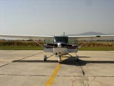 Στο «σφυρί» δυο αεροπλάνα Τσέσνα της ΠΕΔ Θεσσαλίας