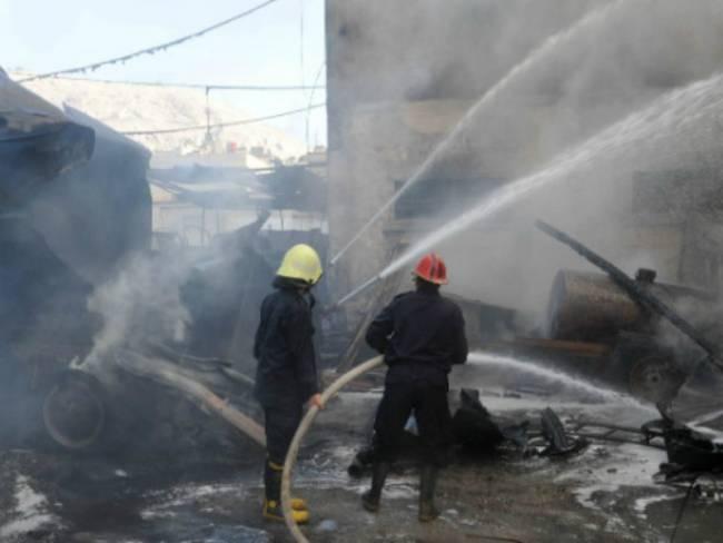 Τουρκία-Συρία: Τουλάχιστον 3 νεκροί και 9 τραυματίες από οβίδα