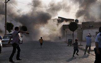 Χτύπησαν οι Τούρκοι στη Συρία