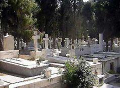 Τραγικές σκηνές στο 1ο Νεκροταφείο Τρικάλων με εκταφή νεογέννητου