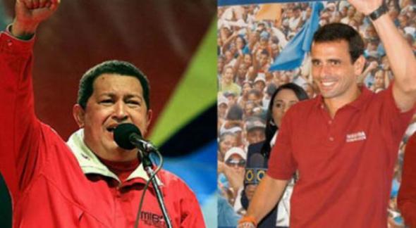 Βενεζουέλα: Δαυίδ εναντίον Γολιάθ