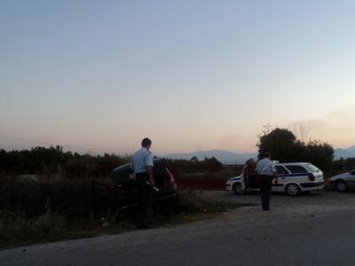 Τρίκαλα: Νεκρός σε δρόμο- καρμανιόλα 35χρονος