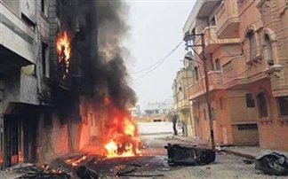 Νέοι βομβαρδισμοί στη Συρία