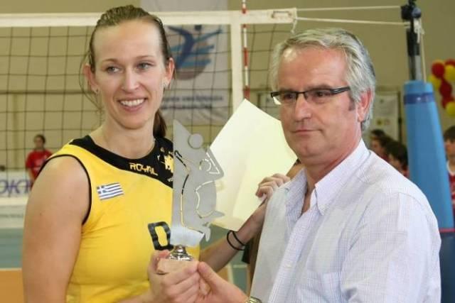 ΑΕΚ: MVP η Μποροβίνσεκ