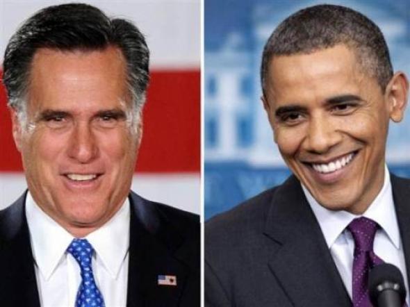 Στα ίσα Obama-Romney