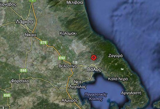 Σεισμός 3,6 βαθμών