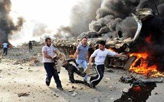 Επίθεση αυτοκτονίας κατά των δυνάμεων ασφαλείας στην Δαμασκό