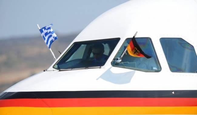 Αποχώρησε η Γερμανίδα Καγκελάριος