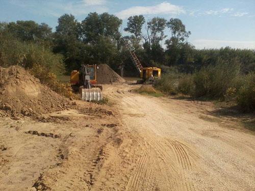 Λάρισα: Παράνομες αμμοληψίες στον Πηνειό καταγγέλλουν οι Οικολόγοι Πράσινοι