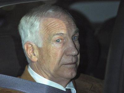 Ένοχος για παιδεραστία o Τζέρι Σαντάσκι