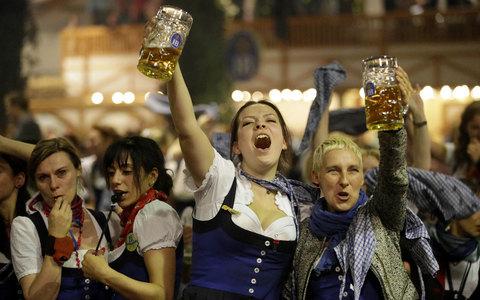 Ρεκόρ «πτωμάτων» από τις μπύρες στο φετινό Oktoberfest