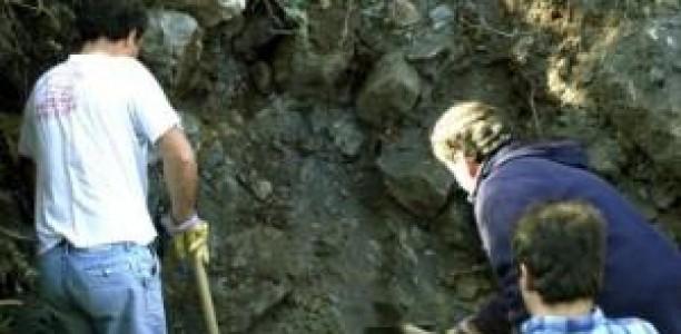 Επιστρέφουν οι χρυσοθήρες στη Βασιλική Τρικάλων