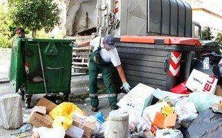 «Μάχη» με τα σκουπίδια στη Θεσσαλονίκη