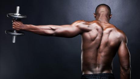 8 τρόφιμα που μας βοηθούν να «χτίσουμε» μυς