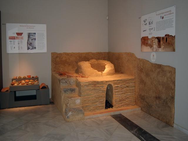 Ιστορίες φωτιάς χιλιάδων χρόνων