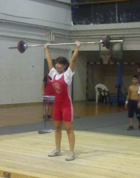 Πέντε  μετάλλια  ο Ολυμπιακός Β.  Σε αγώνες Αρσης Βαρών  Κεντρικής Ελλάδας