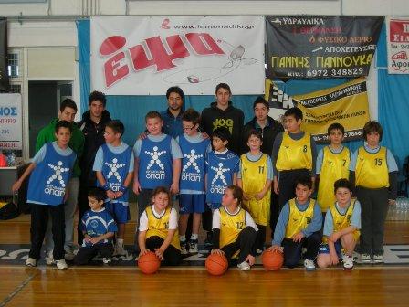 Ακαδημίες μπάσκετ Νίκης