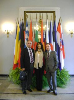 Συμμετοχή του Δήμου Τρικκαίων στο Παγκόσμιο Φόρουμ Δημοκρατίας στο Στρασβούργο