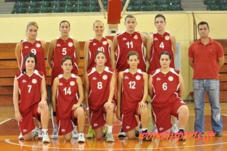 Ηττα  Ολυμπιακού Β. από το Ελληνικό