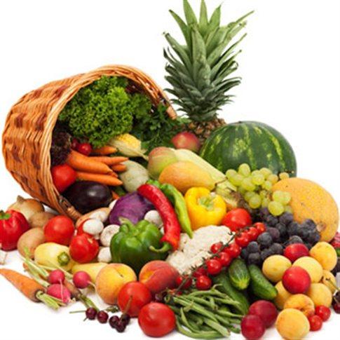 Τα φρούτα και λαχανικά φέρνουν την ευτυχία
