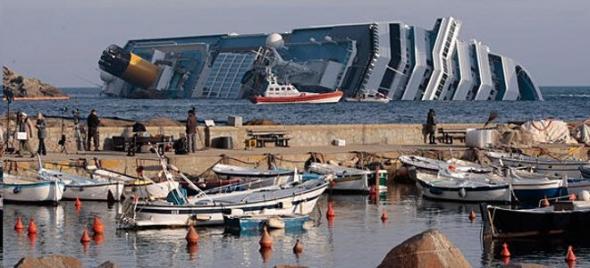 Ξανά η δίκη του Costa Concordia