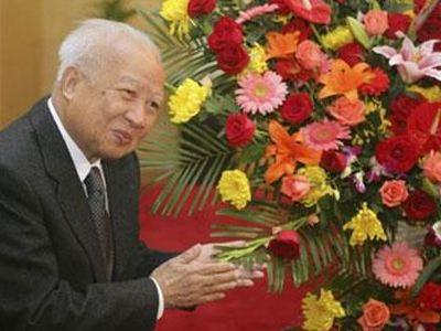 Πέθανε ο πρώην βασιλιάς της Καμπότζης Νοροντόμ Σιχανούκ
