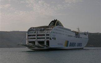 Θρίλερ με πτώμα άνδρα σε επιβατηγό πλοίο