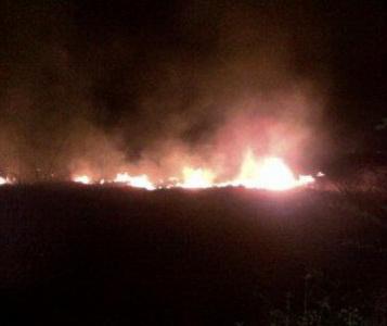 Φωτιά σε φορτηγό στην Τρικάλων – Καλαμπάκας
