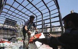 Τεράστια άνοδος των τιμών των τροφίμων στη Συρία