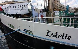 Δύο βουλευτές του ΣΥΡΙΖΑ σε πλοίο με προορισμό τη Λωρίδα της Γάζας
