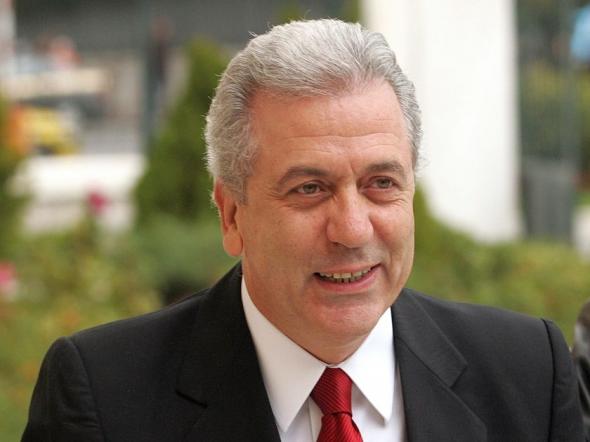 Ο Αβραμόπουλος είδε τον πρέσβη