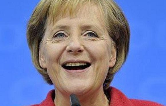 Μέρκελ : «Οι Ελληνες λένε τον Φούχτελ, Φούχτολο - Πολύ ωραίο όνομα»