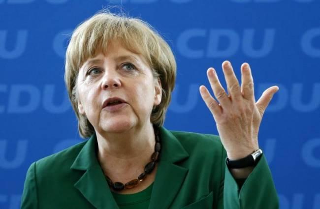 Μέρκελ: Θέλουμε να υπάρξει ηρεμία στην Ελλάδα
