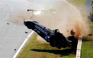 Τρομακτικό ατύχημα σε αγώνα ταχύτητας