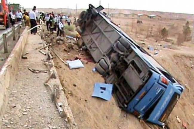 Τροχαίο με 21 μαθητές νεκρούς στο Ιράν