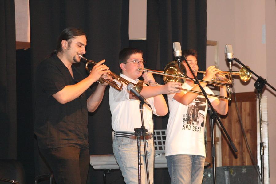 Μαθήματα μουσικής παιδείας στη Μουσική Σχολή