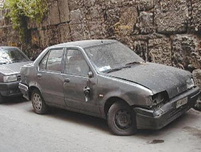 Ανακύκλωση εγκαταλειμμένων οχημάτων