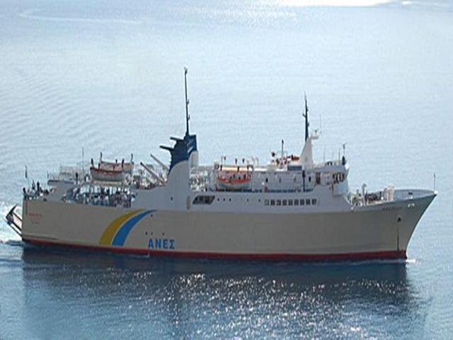 Δεύτερο πλοίο για τα νησιά;