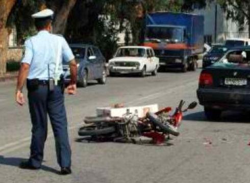 Τραυματίστηκε σοβαρά σε τροχαίο 33χρονος Καρδιτσιώτης
