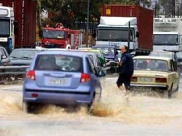 Καταστροφές στα Τρίκαλα