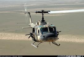 Αναγκαστική προσγείωση στρατιωτικού ελικοπτέρου