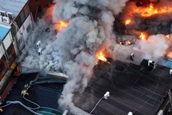 14 νεκροί και 60 τραυματίες από έκρηξη