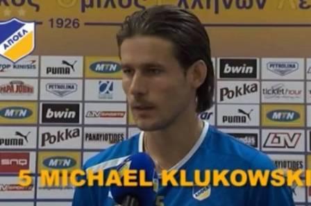 Κλουκόφσκι: «Εξωπραγματικοί οι οπαδοί του ΑΠΟΕΛ»