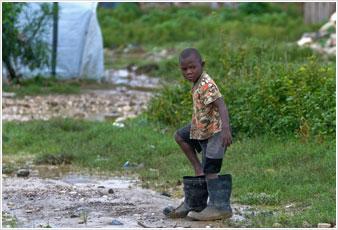 Αϊτή: Έκκληση για διεθνή βοήθεια